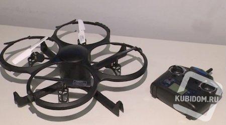 В Краснодаре создают летающий робот-пылесос