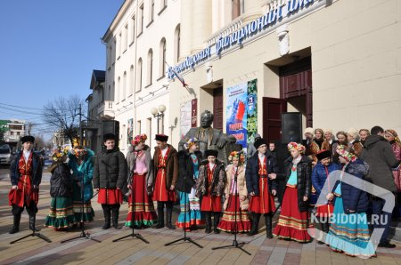 Песни Григория Пономаренко стали народными