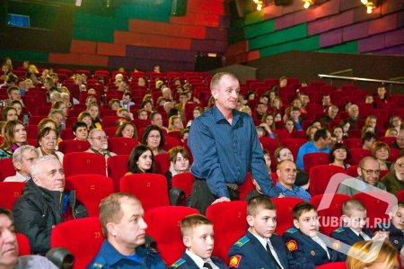 В Краснодаре прошли «смотрины» «Второго рождения линкора»