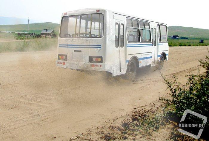 В Краснодаре начали курсировать дачные автобусы