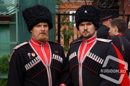 Кубань - казачий край