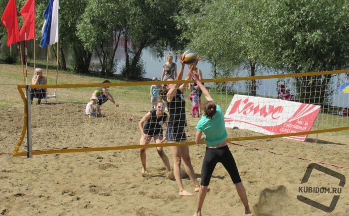 В Краснодаре состоялся турнир по пляжному волейболу, посвященный ликвидаторам аварии в Чернобыле