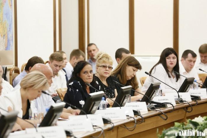 Совещание с пострадавшими дольщиками жилищных комплексов прошло в Краснодаре
